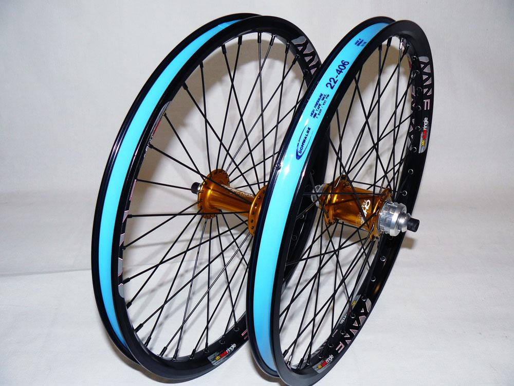 roue bmx envy